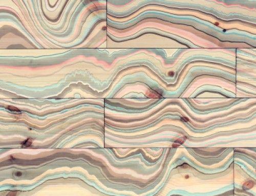 Decoración parquet ( Pernille Snedker & Transferencia )