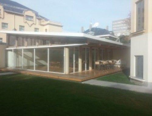 Tarima Paper Pavilion (Pritzker 2014) – Instituto de Empresa ( Madrid )