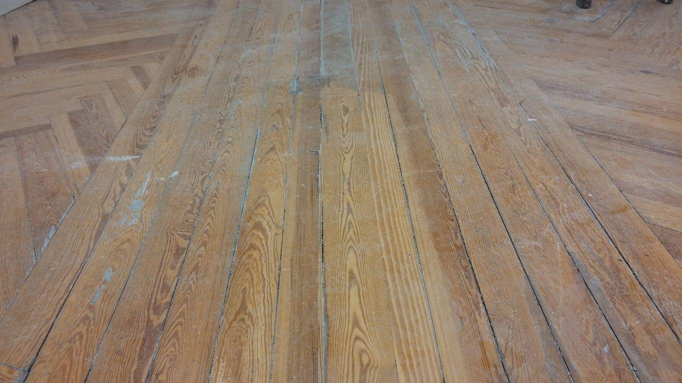 Restauraci n pino melis viejo acuchillado y barnizado - Tratamiento para madera de pino ...