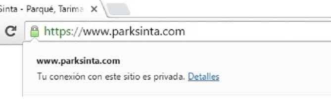 Parksinta HTTPS2